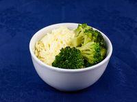 Brócoli con repollo