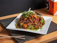 Chowfan vegetariano