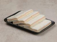 Bandeja chica de sándwiches mixtos