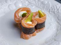 Ladys salmon phila y palta  5 piezas