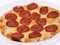 Pizza Tradicional + Gaseosa de 250ml