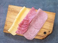 Promo - Jamón Cocido, Queso y Salame