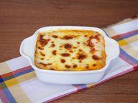 Lasagna 16onz + Fuze Tea 400ml