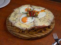 PROMO Mila Pizza 30 cm + papas fritas Sugerido para 3 o 4 personas !! + REFRESCO