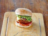 Chicken field burger