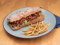 Sándwich de Cerdo