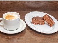 Tentación 2 - Café con leche + 1 alfajor