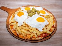 1 - Pizza cochina