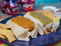 Bandeja de Burritos