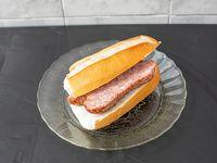 Chorizo argentino al pan