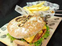 Burger Pollo Grill