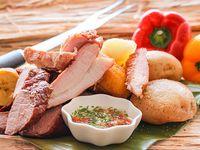 Carne Oreada Res - Cerdo x2