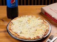 Promo 6 - Pizzeta con muzzarella + Refresco Pepsi 1.5 L