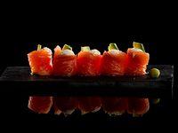 Geishas salmón  (5 unidades)