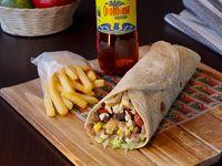 Combo Burrito Ranchero Mixto