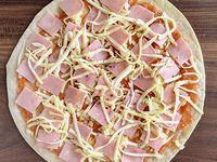 Pizza Jamon y Queso
