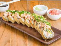Arashi crunch roll