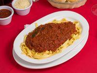 Fetuccini con Pomodoro