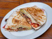 Sándwich arabe Napolitano