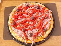 Pizza porteña
