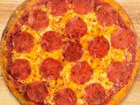 Pizza Pura Pepperoni