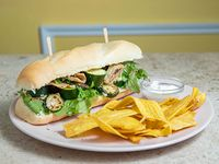 Chick'n Sandwich (v) (vv)