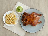 Pollo Asado + 1 Acompañamiento