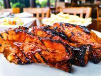 Mister Ribs Extra Meaty Pork Ribs 400 Gr