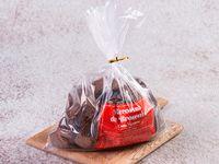 Bolsa Recortes de Brownie x500g