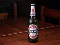 Cerveza Becks 500 ml