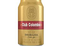 Cerveza Club Colombia Dorada de 330 ml