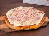 Pizzeta + 2 sabores