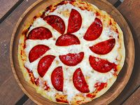 Pizza Pepperoni 6 Porciones