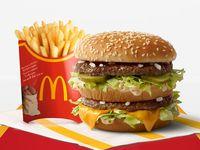 Big Mac™ + Papas Grandes