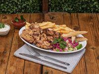 Alitas de Pollo a la Turkca