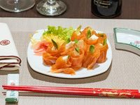 Yukata de salmón ahumado 11 u.