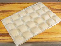 Caseritos de cuatro quesos (plancha)