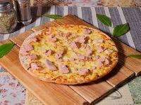 Pizza Atún y Cebolla