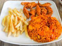 Combo Pollo a la Naranja Personal