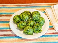 Buñuelos de verdura (10 unidades)
