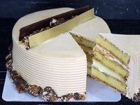 Torta de Amaretto Porción