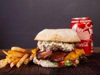 Mega Se Descontrola Burger