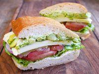 Sándwich Súper Ligero