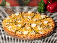 Pizza Champiñon Vegana
