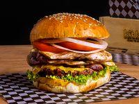Hamburguesa Especial Mixta 300 gr.