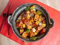 116 - Tofu con vegetales