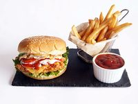 All burger