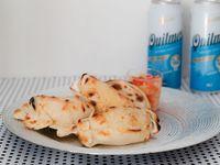 Promo - 6 empanadas +2 latas de cerveza