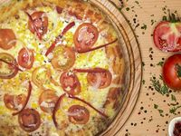 Pizza Vegetariana 6 Porciones