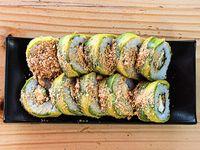 Vegan Krunch roll (10 piezas)